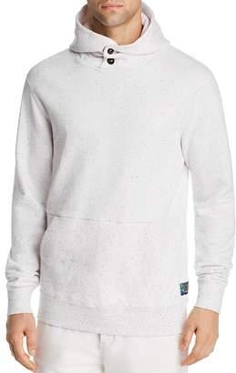 Scotch & Soda Felpa Speckled Hooded Sweatshirt