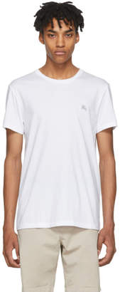 Burberry White Joeforth Core T-Shirt