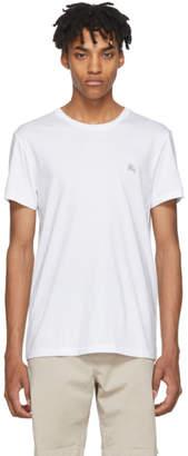 Burberry White Joeforth Core T-Shirt