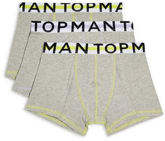 Topman 3-Pack Boxer Brief Set