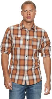 Men's Urban Pipeline Workwear Button-Down Shirt
