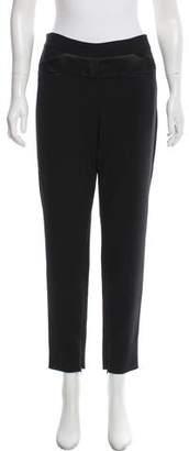 Halston Mid-Rise Skinny Pants w/ Tags