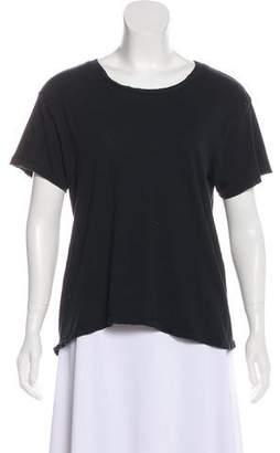 Current/Elliott Short Sleeve Scoop Neck T-Shirt