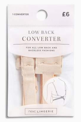 Next Womens Nude Low Back Converter - Nude