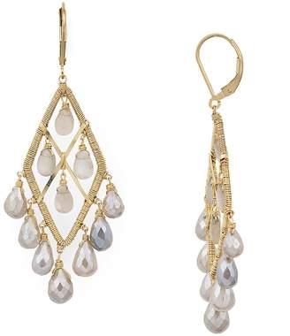 Dana Kellin Teardrop Chandelier Earrings