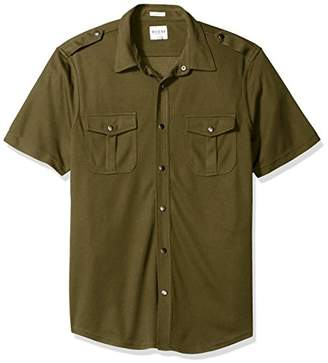 GUESS Men's Dean Mesh Shirt