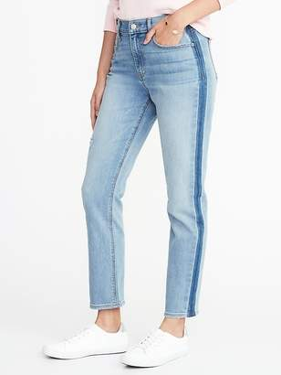 Old Navy High-Rise The Power Jean a.k.a. The Perfect Straight Ankle Jeans for Women
