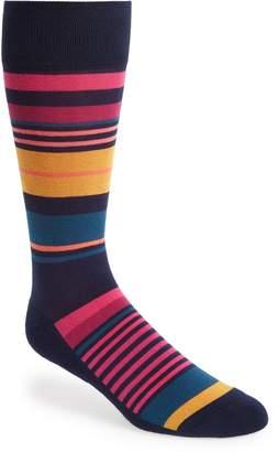 Nordstrom Multi Stripe Socks