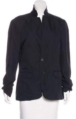 AllSaints Button-Up Casual Jacket