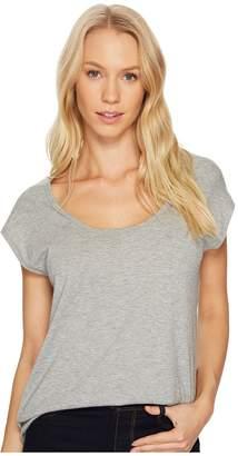 Alternative Organic Pima Cotton Melrose Scoop Tee Women's T Shirt