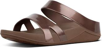 FitFlop WELLJELLY Plain Slide Sandals