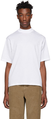 Acne Studios White Eagan T-Shirt