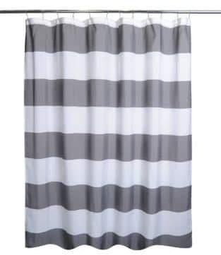 Moda Rail Stripe Shower Curtain