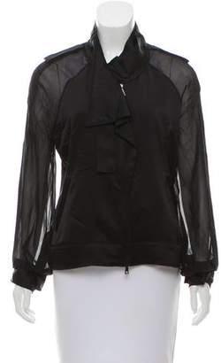 Ramy Brook Cali Zip-Up Jacket w/ Tags