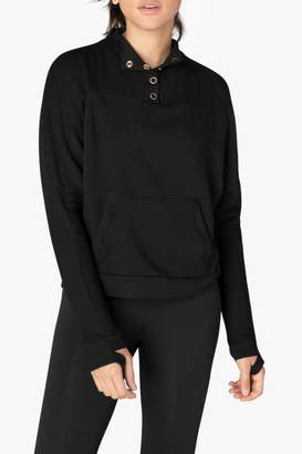 Beyond Yoga Snap Sweater