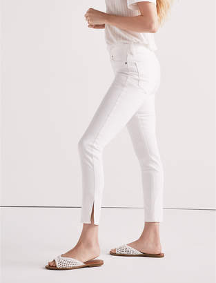 Lucky Brand AVA SKINNY JEAN WITH FINISHED SIDE SLIT HEM