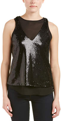 Greylin Sequin Top