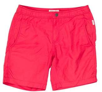 Onia Woven Swim Trunks