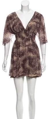 Heidi Klein Silk Mini Dress