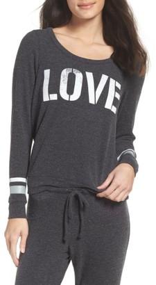 Women's Chaser Love Recruit Sweatshirt $79 thestylecure.com