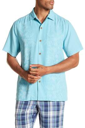 Tommy Bahama Kamari Border Silk Shirt