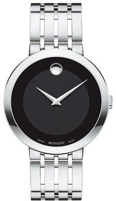 Movado 'Esperanza' Bracelet Watch, 39Mm $995 thestylecure.com