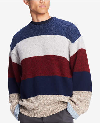 Tommy Hilfiger Men's Stanton Stripe Sweater