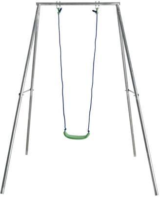 Sportspower 2.2m High Galvanised Single Swing