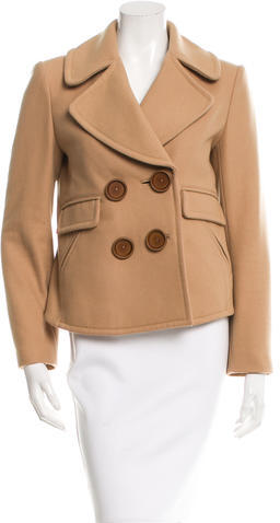 3.1 Phillip Lim3.1 Phillip Lim Wool Double-Breasted Coat