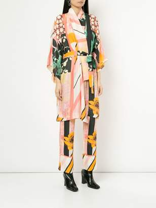 Stine Goya printed kimono dress