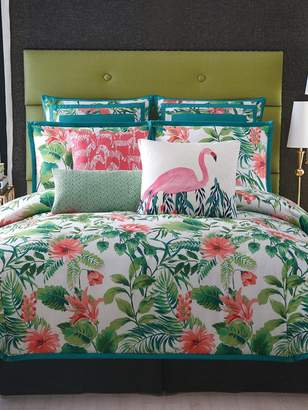 Christian Siriano New York Tropicalia Comforter Set