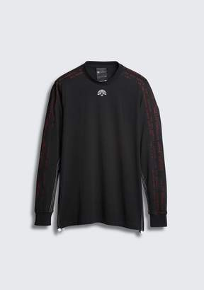 Alexander Wang ADIDAS ORIGINALS BY AW LONG SLEEVE TEE