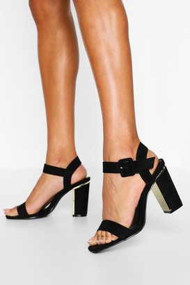 1321f5d2d8dd boohoo Block Heel Heels - ShopStyle UK