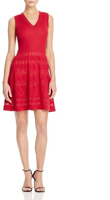 M Missoni Sleeveless Fit-And-Flare Dress $495 thestylecure.com