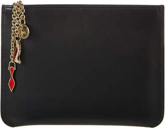 Christian Louboutin Leather Pouch