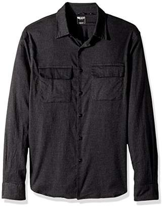 Todd Snyder Men's Two Pocket Button Down Shirt