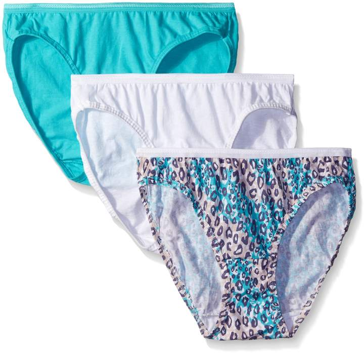 Fruit of the Loom Women's Cotton Bikini Panty