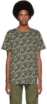 Isabel Marant Green Payton T-Shirt