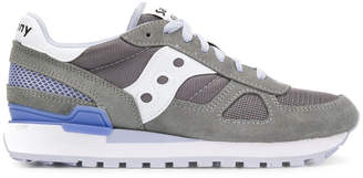 Saucony panelled sneakers