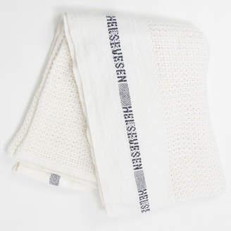 Barker Textile コットンブランケット
