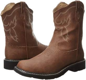 Roper 8 Chunk Boot Cowboy Boots
