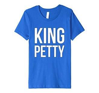 King Petty Funny Novelty T Shirt