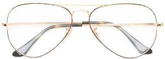 Ray-Ban The Aviator glasses