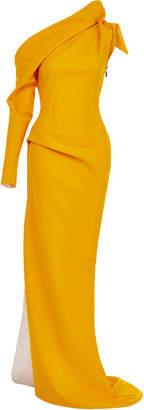 Maticevski Mystery Asyemmetric Gown