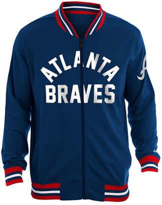 c21f31226ac59 New Era Men Atlanta Braves Lineup Track Jacket