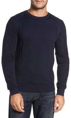 Bobby Jones R18 Chopper Rib Detail Sweater