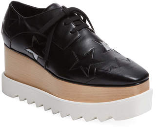 Stella McCartney Women's Elyse Star Platform