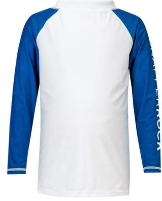Snapper Rock Contrast Long Sleeve Rashguard
