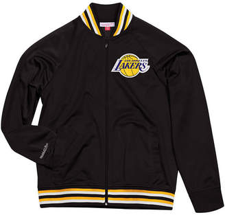 Mitchell & Ness Men's Los Angeles Lakers Top Prospect Track Jacket