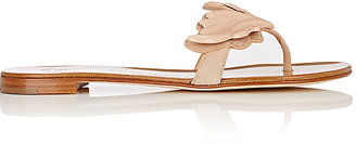 "Giuseppe Zanotti Women's ""Cruel"" Thong Sandals $695 thestylecure.com"